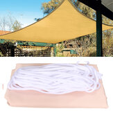 2.5x2,5M Top Sun Shade Sail Shelter Outdoor Garden Patio Cover markiza samochodowa z baldachimem
