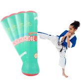 1.2/1.5/1.6m Folding Inflatable Boxing Training Standing Punching Bag Fitness Sport Boxing for Children Adult