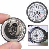 Japan Mechanische Automatik Uhr Tag Datum Uhrwerk Armbanduhr Hohe Genauigkeit NH36