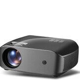 Projektor LCD Vivibright F10 2800 lumenów 1280 * 720P Rozdzielczość 10000: 1 Obsługa współczynnika kontrastu 23 języki Projektor kina domowego