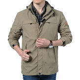Mens Waterproof Breathable Quick Dry Outdoor Jacket