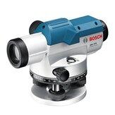 BOSCH GOL32D optyczne narzędzie do poziomowania dokładności poziomu lasera optyczny przyrząd do poziomowania samopoziomujący przyrząd do pomiaru wysokości / odległości / kąta