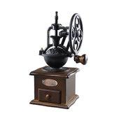 Molinillo de granos de mano ACL ACL-06 que ahorra mano de obra con disco de rueda Diseño para café