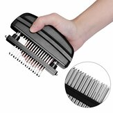 KC-MH05 Loose Meat Machine Meat Tenderizer Needle With 48 Stainless Steel Blades Kitchen Tools