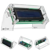 1602 Yellow Backlight LCD Display Module With 2.5 Inches LCD1602 LCD Shell
