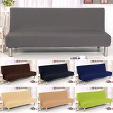 S/L Size Elastic Sofa Cover Universal Pure Color Chair Seat Protector Stretch Slipcover Couch Case Home Office Furniture Decoration