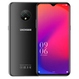 DOOGEE X95 Global Version 6.52 inch أندرويد 10 GO 4350mAh Face Unlock 13MP Triple Rear الة تصوير 2GB 16GB MT6737V 4G Smartphone