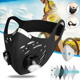 Anti-smog Cycling Mask Windproof, Dustproof and Warm Mask Activated Car Anti-haze Out Riding Mask