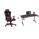 BlitzWolf® BW-GC6 Gaming Chair e BW-GD2 Gaming Desk Combination for Home Office