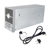AC 200V-250V To DC 48V 60A 2900W Power Supply For ZVS High Frequency Induction Heating Module