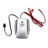 Adaptador de Alimentação DC12V Som Controle de Voz LED Driver Controlador Inversor para 1-6 M El Fio Luz
