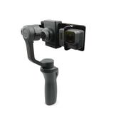 Adattatore di montaggio per DJI OSMO Mobile 1/2 a Gopro 3/4/5/6 Xiaomi XiaoYi Sports fotografica