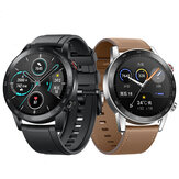 Huawei Honor Magic Watch 2 46MM 454 * 454px Tela de toque completa Bluetooth Gestão de saúde de chamadas 15 Modos de esporte GPS + GLONASS Posicionamento BT5.1 Smart Watch
