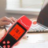 Detector de radiación TA8191 Radiación electromagnética para el hogar Monitor Instrumento de medición y detección de radiación