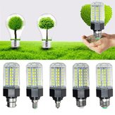 E27 E26 E12 E14 B22 12W 5730 SMD Non dimmerabile LED Corn Light lampada Lampadina AC110-265V