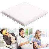 Almofada de assento de espuma de memória respirável interna para cadeira de escritório cadeira de rodas