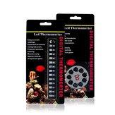 Nomoy adesivi temperatura pesci da acquario digitale adesivo temperatura del serbatoio termometro stick-on