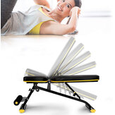 DOUFIT Foldable Exercise Weight Bench for Home Gym Multi-Purpose Workout Incline Bench 310 Lbs Capacity