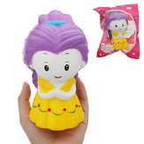 Snow White Princess Squishy 15.5*9.5CM Slow Rising With Packaging Collection Gift Soft Toy