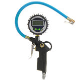 Car Vehicle Digital Air Tire Pressure Monitor Truck LCD Inflator Gauge Dial Meter Tester