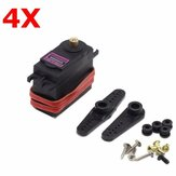 4X MG996R Digital Metal Gear Servo For Robot ZOHD Volantex Vliegtuig RC Helicopter Auto Boot Model