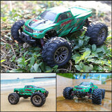 Xinlehong 9130 RTR 1/16 2.4G 4WD 36km/h RC Car Big Foot Off Road Truck Vehicles Models