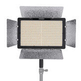 Yongnuo YN1200L Pro LED فيديو ضوء Bi-colour 3200K-5500K Photography Studio ضوءing