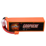 URUAV GRAPHENE 4S 14.8V 5000mAh 100C XT60 Plug Lipo Battery for FPV RC Racing Drone