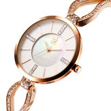 SK K0020 Diamond Dial Ladies Ladies Wrist Watch