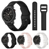 Bakeey Pure Color Silicone Watch Band Replacement Watch Strap for Amazfit GTR