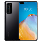HUAWEI P40 Global Version 6.1 calowy 50MP Potrójny tylny aparat 8GB 128GB WiFi 6 NFC Kirin 990 5G Octa Core Smartphone