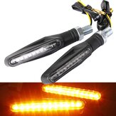 2pcs Motorrad LED Blinker Blinker Amber Lights