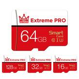 Extreme Pro Высокоскоростной 16GB 32 ГБ 64GB 128 ГБ Карта памяти TF класса 10 Flash Привод с адаптером карты для планшета Смартфон Динамик Дрон Автомобиль В