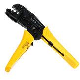 0.5-6mm2 AWG20-10 Ratchet Crimp Pliers Crimper Crimping Tool High-carbon Steel