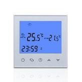 Écran LCD numérique 200-240V Régulateur de température de la chambre Thermostat Capteur NTC