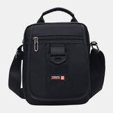 Men Fashion Large Capacity Shoulder Bag Messenger Bag