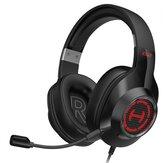 Edifier G2II Słuchawki do gier Zestaw słuchawkowy do gier 50 mm Jednostka sterująca Dźwięk przestrzenny 7.1 RGB Słuchawki stereo z mikrofonem redukującym szumy do laptopa PS4 Xbox PC
