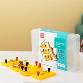 Deli 74344 Electrical Experiment Box Primary School Physicals Boratory Experimental Model
