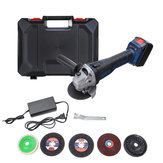 218VF 29800mAh 3 in 1 Cordless Brushless Electric Angle Grinder Grinding Cutting with Battery Set