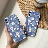 Fashion Ins Flower Pattern Shockproof TPU Protective Case for iPhone 11 / 11 Pro / 11 Pro Max / X / XS / XR / XS Max / 7 / 8 / 7 Plus / 8 Plus