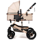 Folding Baby Stroller Lightweight Soft Travel Stroller Pushchair Max Load 25kg