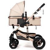 Katlanır Bebek Arabası Hafif Soft Seyahat Arabası Puset Max Yük 25 kg