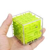 Çok Renkli 3D Stereo Labirent Fidget Azaltın Stres Cube Çocuklar İçin Hediyelik Oyuncaklar