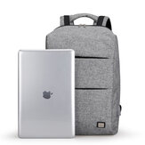 MARK RYDEN MR5911 Travel 15.6 Inches Laptop Backpsck USB Charging Waterproof Business Bag