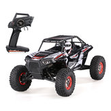 Wltoys 10428-B2 1/10 2.4G 4WD 40km / h Racing Rc Car Rock Crawler Off-Road Truck RTR Toy