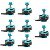 8 PCS Flashhobby Samguk Series Wu 2206 2400KV 3-4S Brushless Motor CW para RC Drone FPV Racing