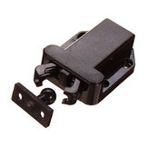 Rebound Self Locking Beetle Lock Cupboard Cabinet Wardrobe Door Latch Lock Stopper