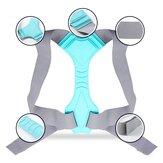 Koreksi Kembali Postur Korektor Bahu Dukungan Terapi Brace Belt Mencegah Bungkuk Anak-anak Wanita Pria