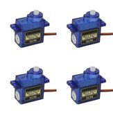 4X TowerPro SG90 Mini Micro Digital Servo 9g Para RC Modelos