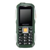 6800 ml Mini Idoso Telefone Móvel Banco de Potência Lanterna Telefone 3 EM 1 suporte Cartão Duplo Dual Banda Número de Chamada Gravação de Vídeo Reprodução de Música